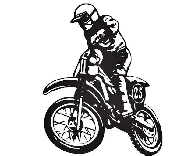 mentahan logo racing keren