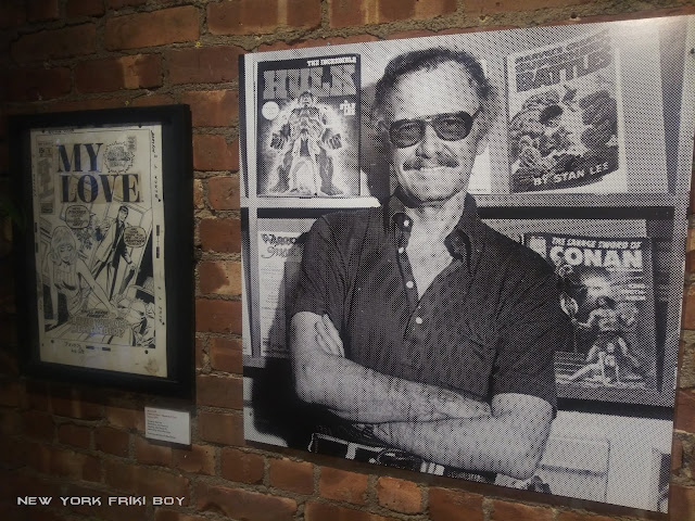 Excelsior Society of Illustrators Stan Lee