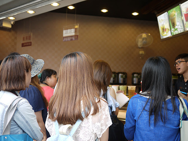 P1260340 - 【熱血採訪】大甲鎮瀾宮旁的茶本味,料好實在點頭奶茶約訪
