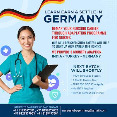 LEARN EARN & SETTLE IN GERMANY
