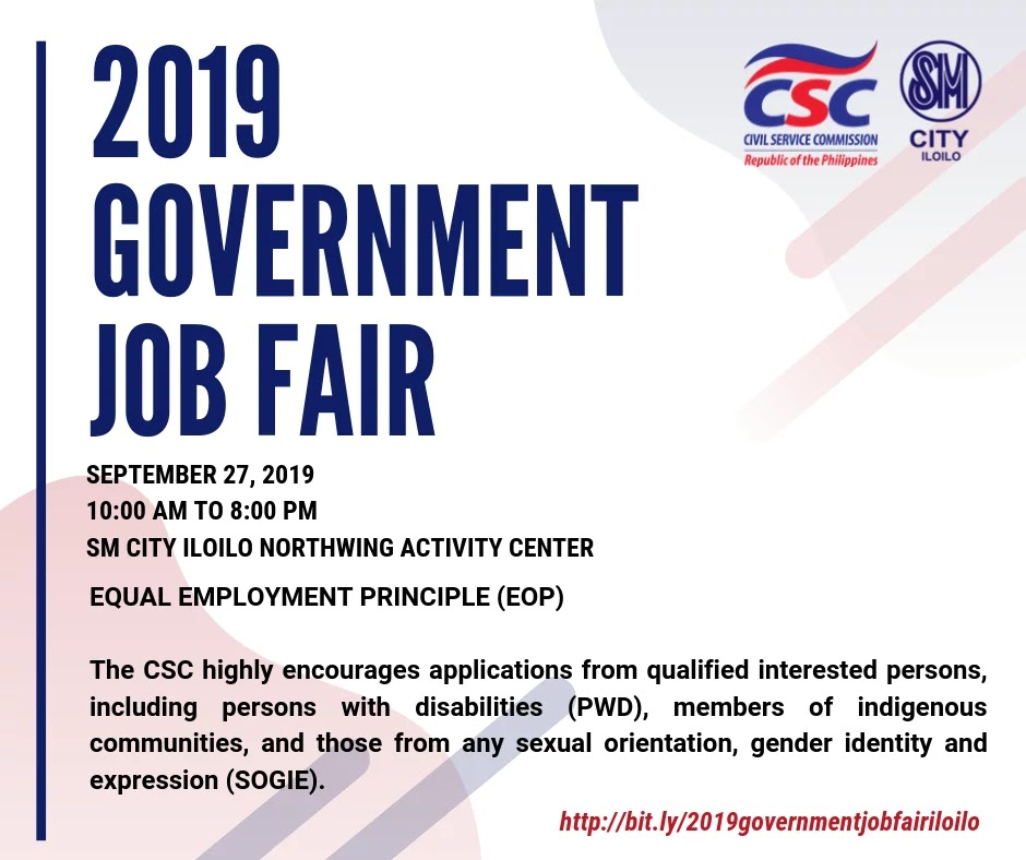 2019 Government Job Fair