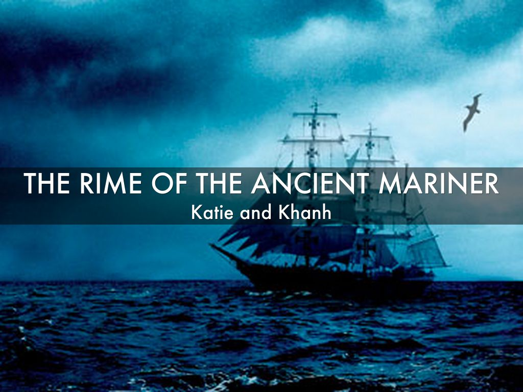 The rime of the ancient mariner education and literature the supernatural elements actually appear with the albatross which has arrived in order to help guide the mariners ship through a fog bank biocorpaavc Images