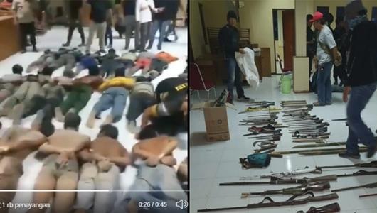 Tanpa Ampun, Kapolda Jambi Sikat Habis SMB, Sudah 20 Jadi Tersangka