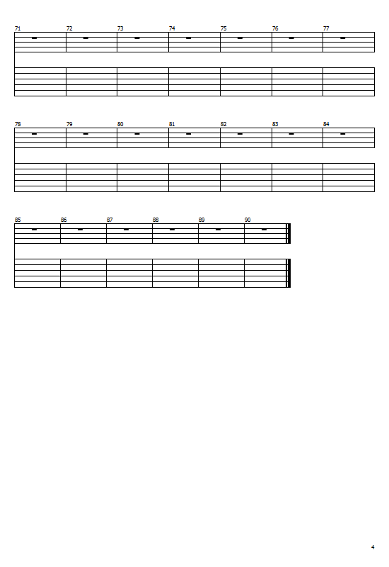 Whole Lotta Love + Solo Tabs Led Zeppelin How To Play Whole Lotta Love Chords On Guitar