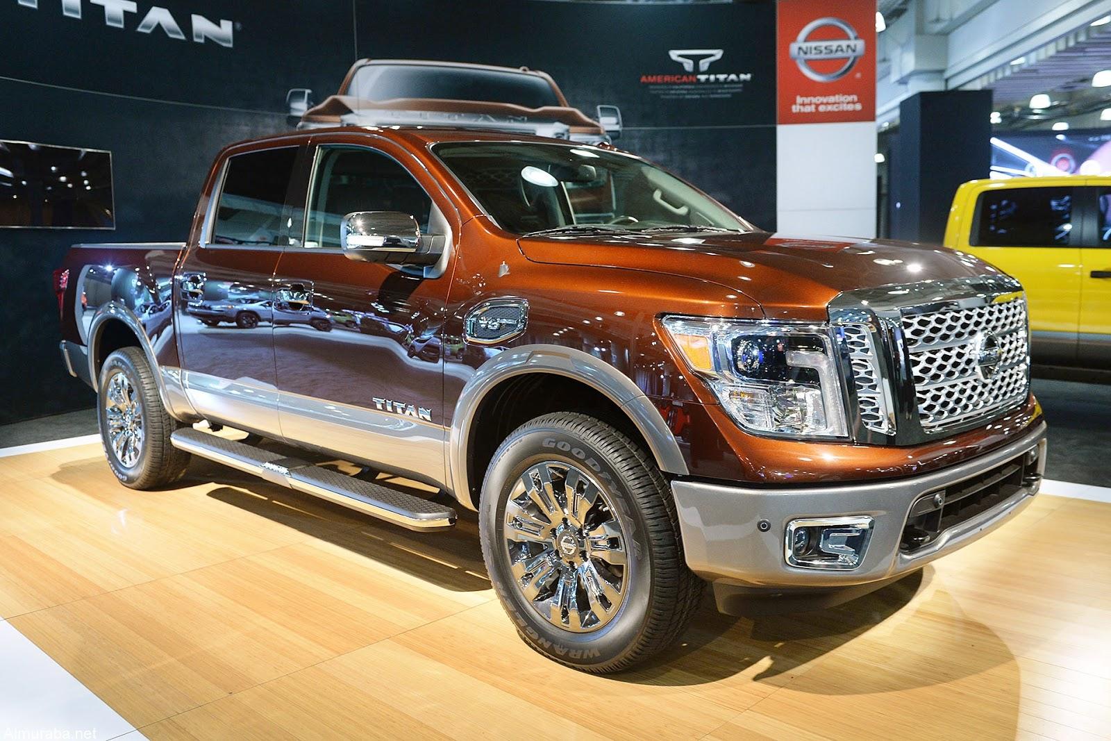automotive assembly line watch a nissan titan xd pickup truck get built in under 3 minutes. Black Bedroom Furniture Sets. Home Design Ideas
