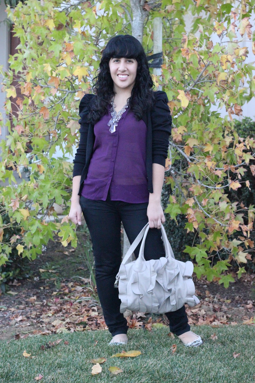Thanksgiving Day Outfit - What to Wear
