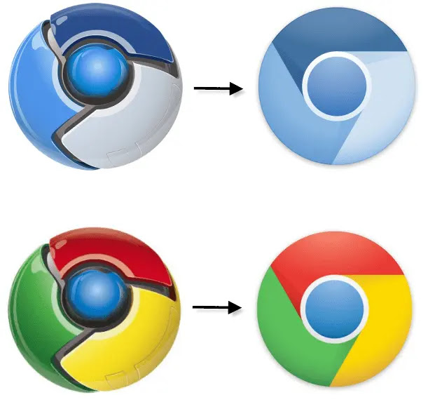 2011: New logo, Chromebook and New Tab page