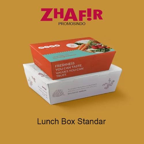 Cetak Lunch Box Standar