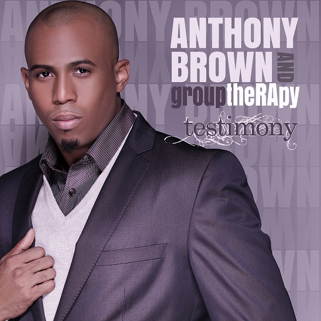 Biodata Anthony Brown