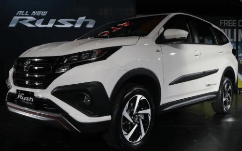 Harga Toyota Rush dan Spesifikasi yang Berbanding Lurus Dengan Kualitas