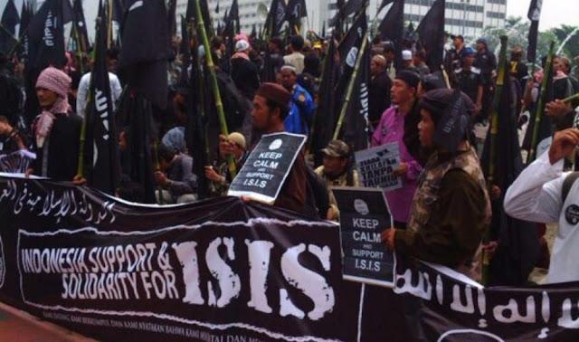 Hasil gambar untuk isis demo Indonesia