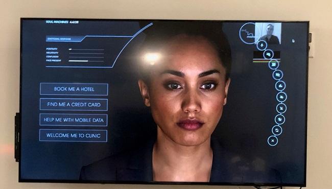 H 5G θα κάνει τους ψηφιακούς ανθρώπους να φαίνονται αληθινοί & τους αληθινούς σαν ολογράμματα