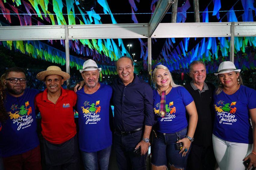 COMEÇA EM GRANDE ESTILO O 34º FESTEJO JUNINO EM MARABÁ –VEJA FOTOS