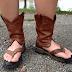 Sandale de cowboy , noua tendinta a verii