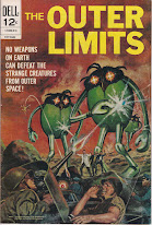 The Outer Limits #18 - March 1964 - Dell Comics