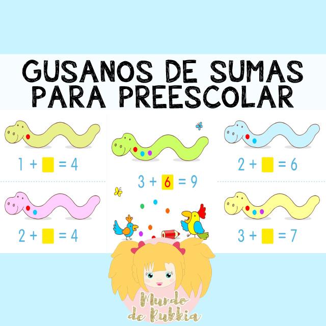 fichas-sumas-preescolar