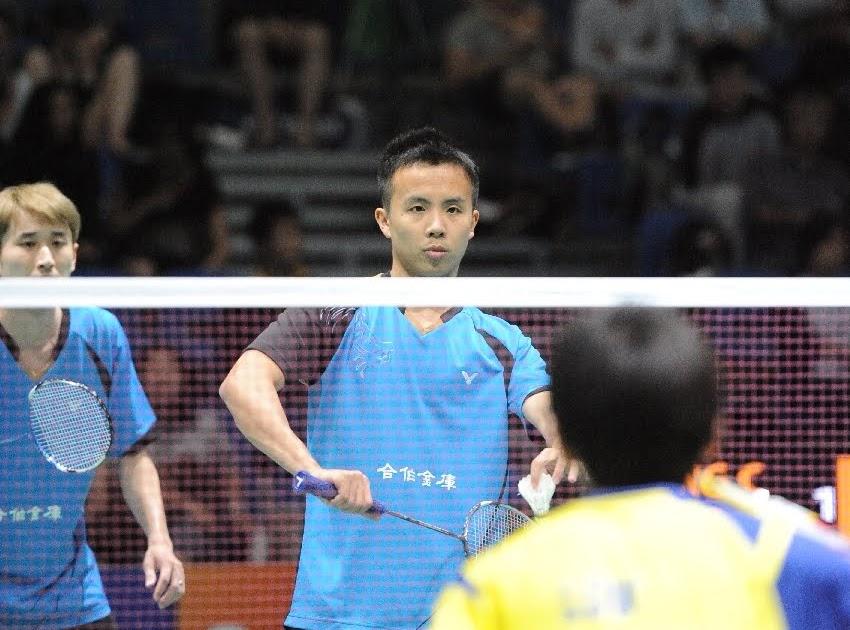 麥經理的翼翔世界電子報: [GP Gold]中華隊男雙,女雙及混雙都打進澳羽賽八強