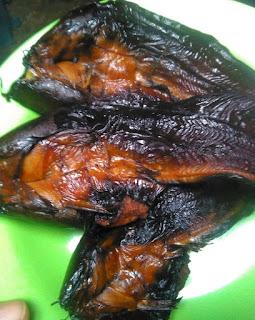 ciri ikan salai, ikan asap yg bagus