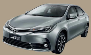 New Corolla Altis, Next Level of Luxury