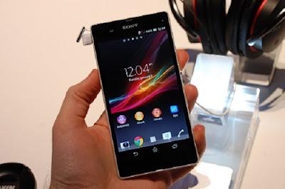 màn hình Sony Xperia Z
