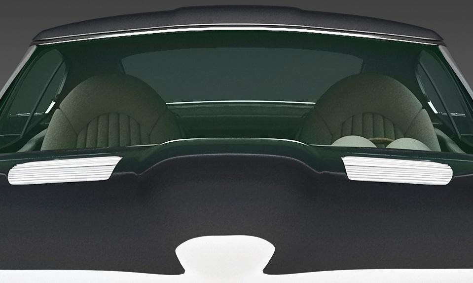 Mirror Finish Sports Car Landbo