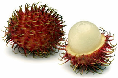 berbagai manfaat buah rambutan bagi kesehatan dan kecantikan