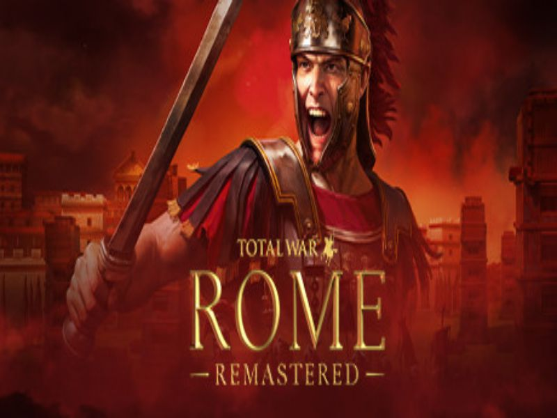 Download Total War ROME REMASTERED Game PC Free