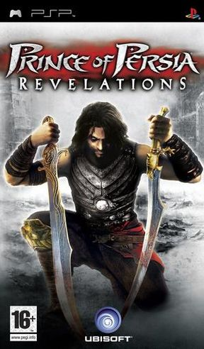 prince of persia - Prince Of Persia Revelations [MULTi3] PSP