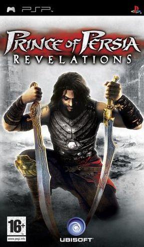 prince of persia - Prince Of Persia Revelations [MULTi3] PSP