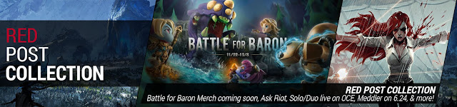 Surrender at 20: Red Post Collection: Battle for Baron Merch