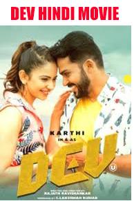 Dev Hindi Dubbed Full Movie | Karthi