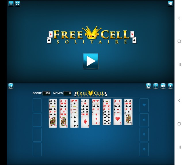 solitario free cell online