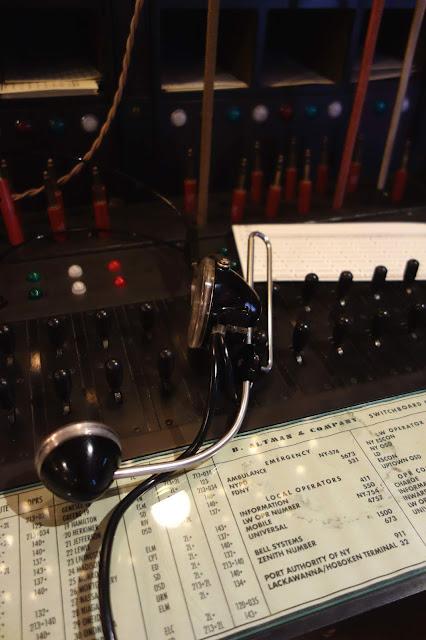 headset, switchboard,