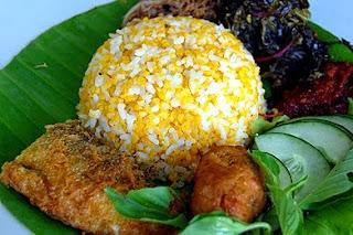 Nasi Jagung Modern