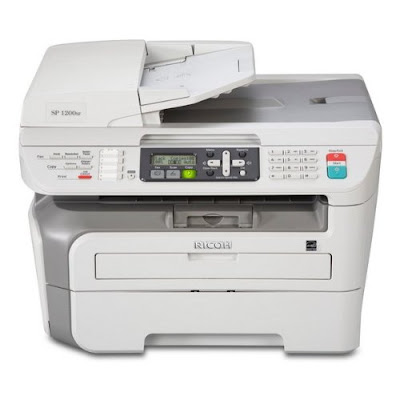 Ricoh Aficio SP 1200SF Driver Download