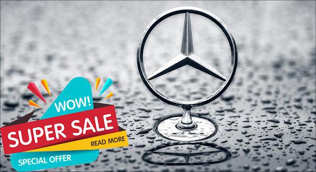 Giá xe Mercedes A250 2019 ưu đãi giảm giá hấp dẫn