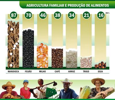 No orçamento 2018 proposto pelo Governo Federal, agricultura familiar sofre cortes