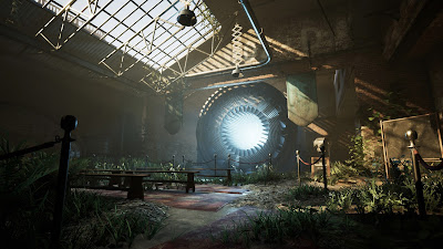 Industria Game Screenshot 1