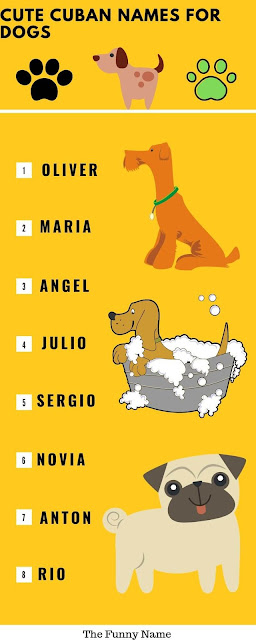 Cuban Names For Dogs
