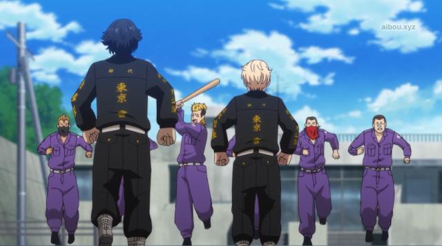 Tokyo Revengers Episode 16 Subtitle Indonesia