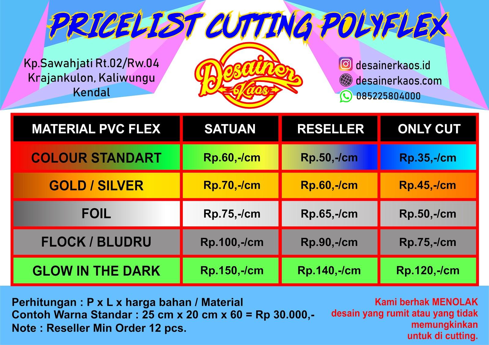 harga polyflex