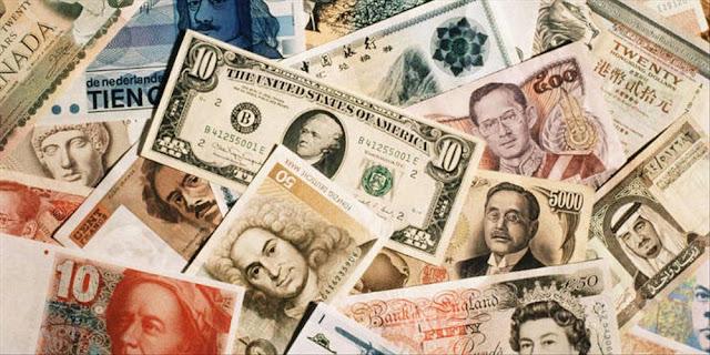أسعار صرف العملات فى ليبيا اليوم الإثنين 18/1/2021 مقابل الدولار واليورو والجنيه الإسترلينى