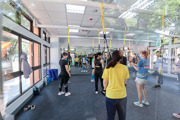 台中南區長春國民暨兒童運動中心,游泳池、兒童體適能、健身房