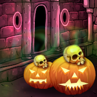 Play Games4escape Halloween Ni…