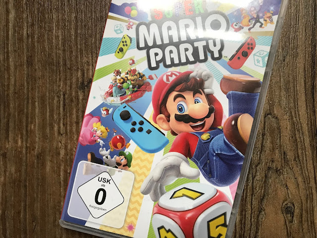 Nintendo Switch - Mario Party für die ganze Familie