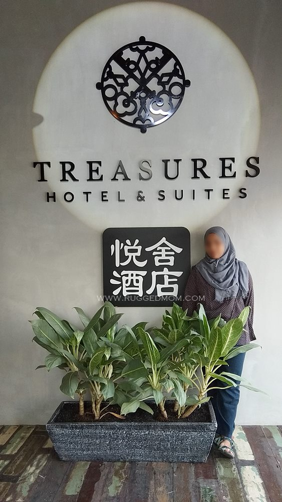 Hotel Review | Treasures Hotel & Suites, Melaka