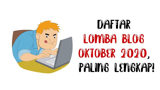 daftar-lomba-blog-oktober