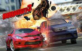 Free Download Burnout 3 Takedown For PC