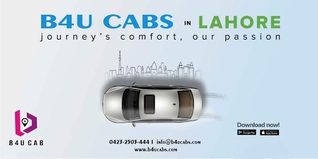 B4U Cabs