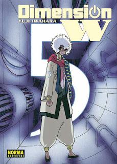 """Reseña de """"Dimension W #5"""" de Yûji Iwahara [Norma Editorial]"""